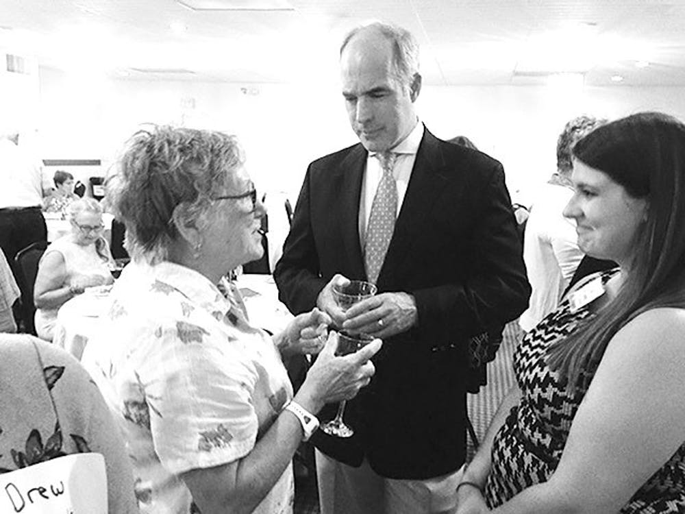 Franklin County Democrats hosts fundraiser for Sen. Bob Casey