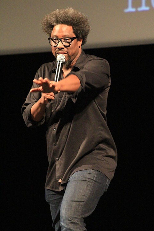 Kamau Bell addresses racism in America
