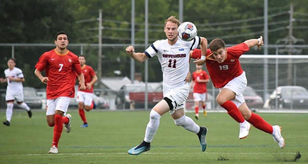 Soccer grabs another explosive win, beats Nyack