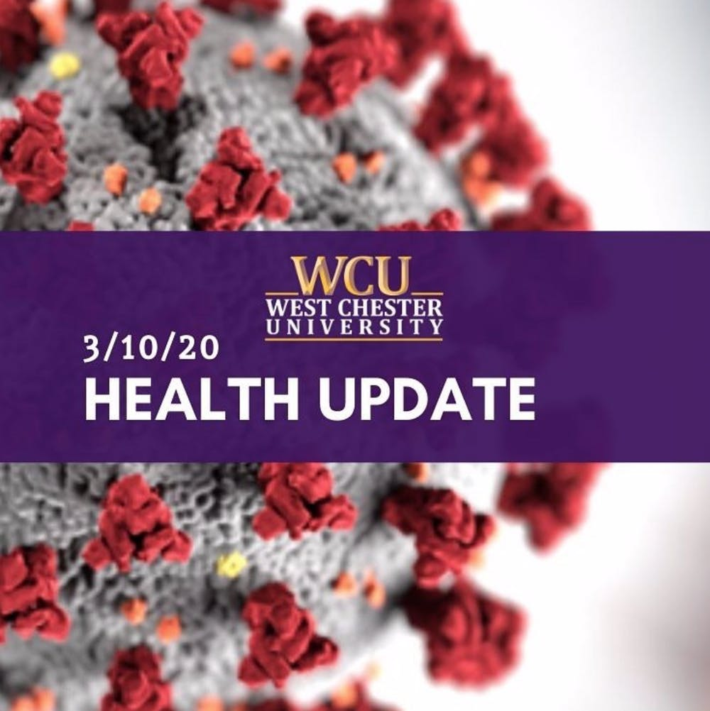 West Chester moves classes online amid coronavirus concerns
