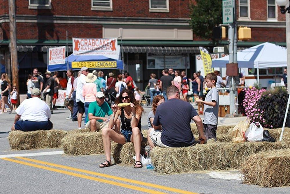 Corn Fest returns to Ship