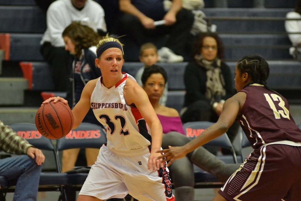 IUP escapes with victory over SU