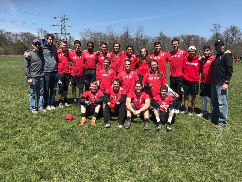 The Shippensburg University ultimate frisbee club performed well at the regional competition at the end of the fall semester, but fell just short of reaching the national championships.