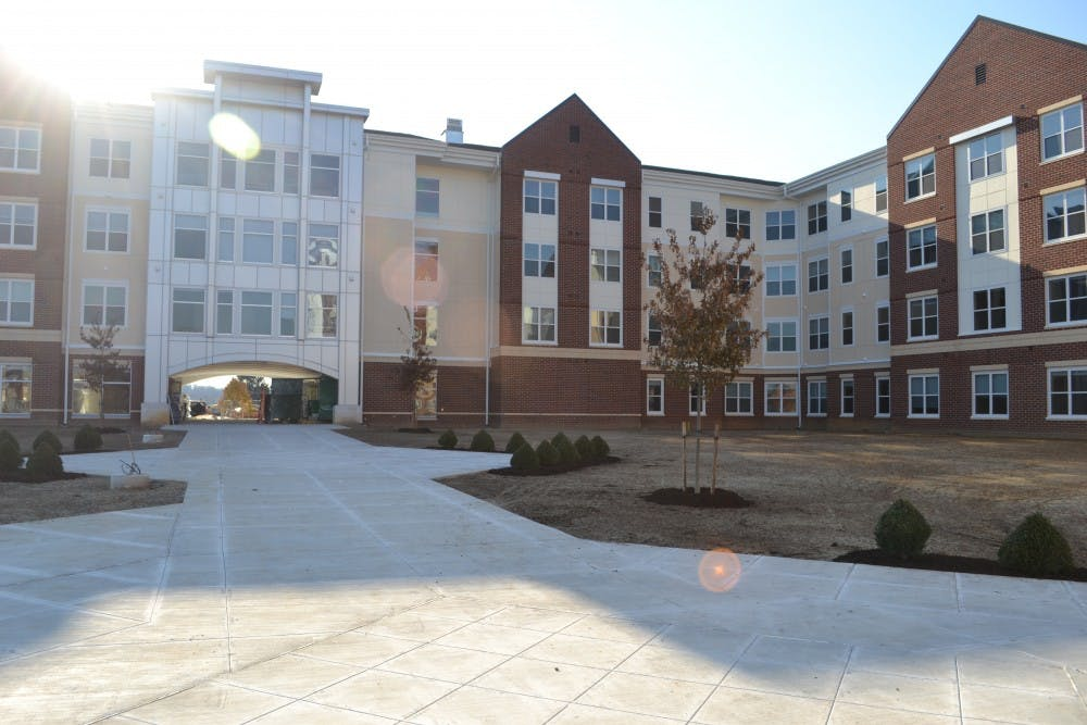 A New Home for Shippensburg University Students