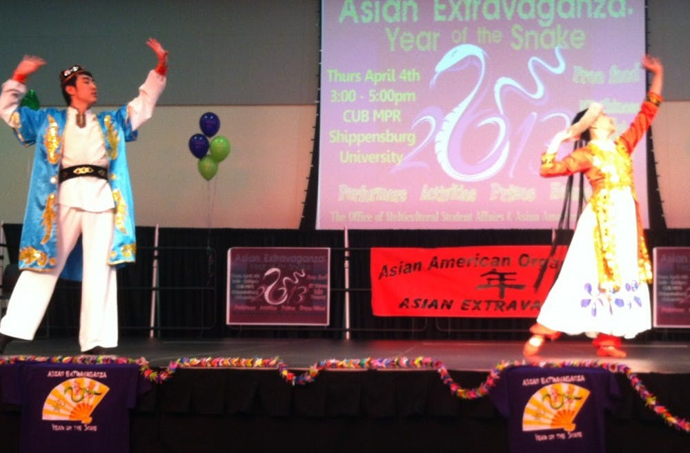 Asian Extravaganza celebrates the Year of the Snake at SU