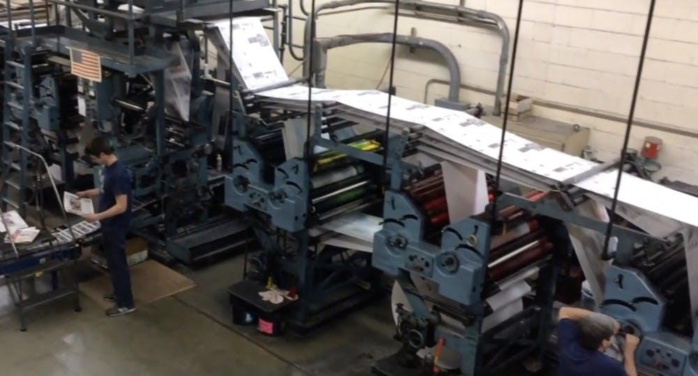 Printing press final