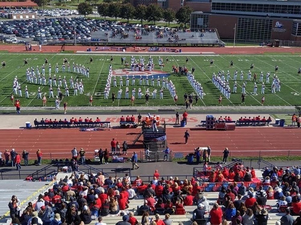Commentary: Shippensburg University Red Raider Marching Band seniors cope with unconventional final season