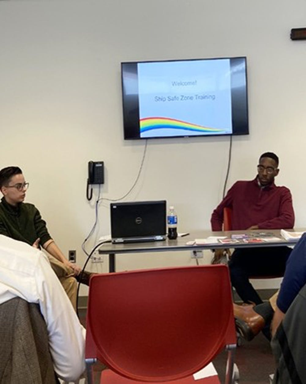 Shippensburg University Pride Center holds 'safe zone' training to educate on LGBTQ+ issues, terminology