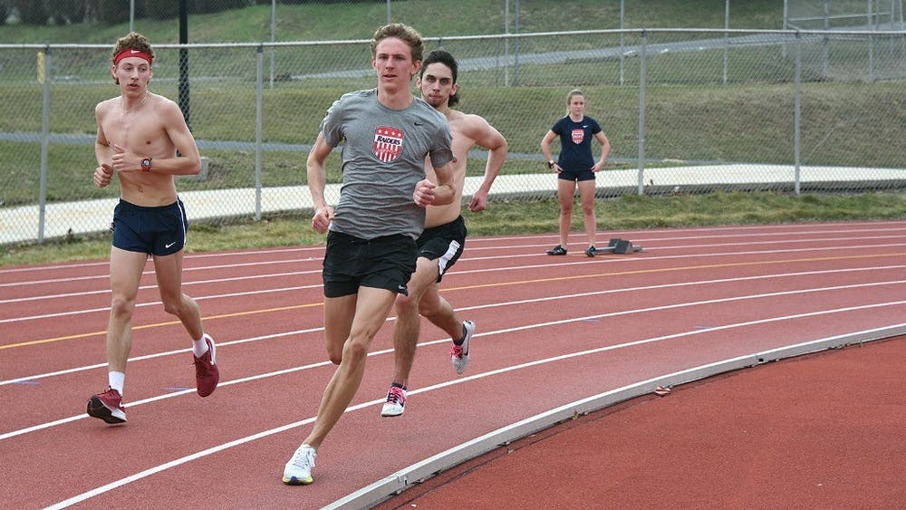Graybill, Dailey break records, track and field impresses Easter weekend