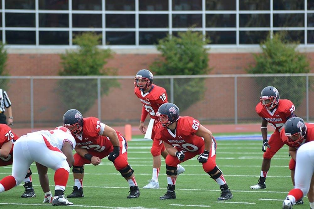 Football: Harman lifts Raiders past Warriors