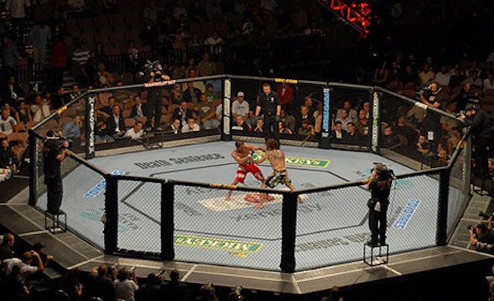 UFC is growing in popularity but why is it not getting the Recognition?