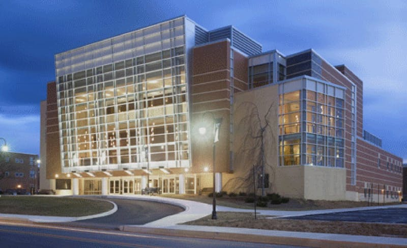 The H. Ric Luhrs Performing Arts Center opened to the public in 2006.