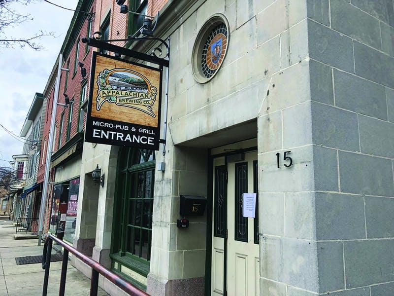 Appalachian Brewing Co. opened after Knute's Pub and Grill closed in late December. The new pub offers the community food and craft beer. Other locations include Harrisburg, Mechanicsburg and Gettysburg.