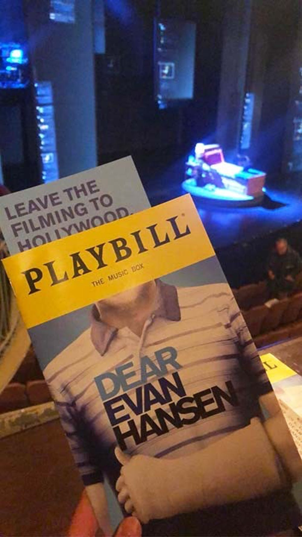 Commentary: Broadway musical 'Dear Evan Hansen'  reminds audiences that they are not alone during hard times