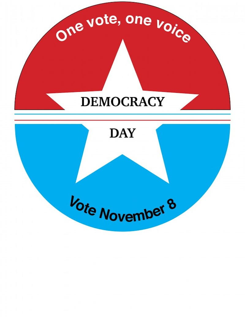 Visit the Democracy Day Facebook page at http://bit.ly/2eKpBMq.
