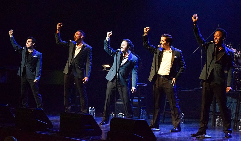 Doo-wop group takes Luhrs to the '60s