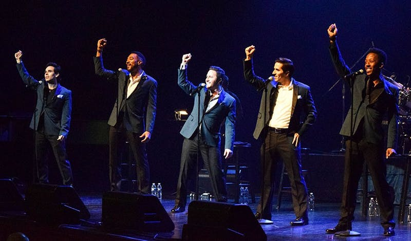 The Doo Wop Project members appeal to all ages as they harmonize to popular songs from both the past and present day.