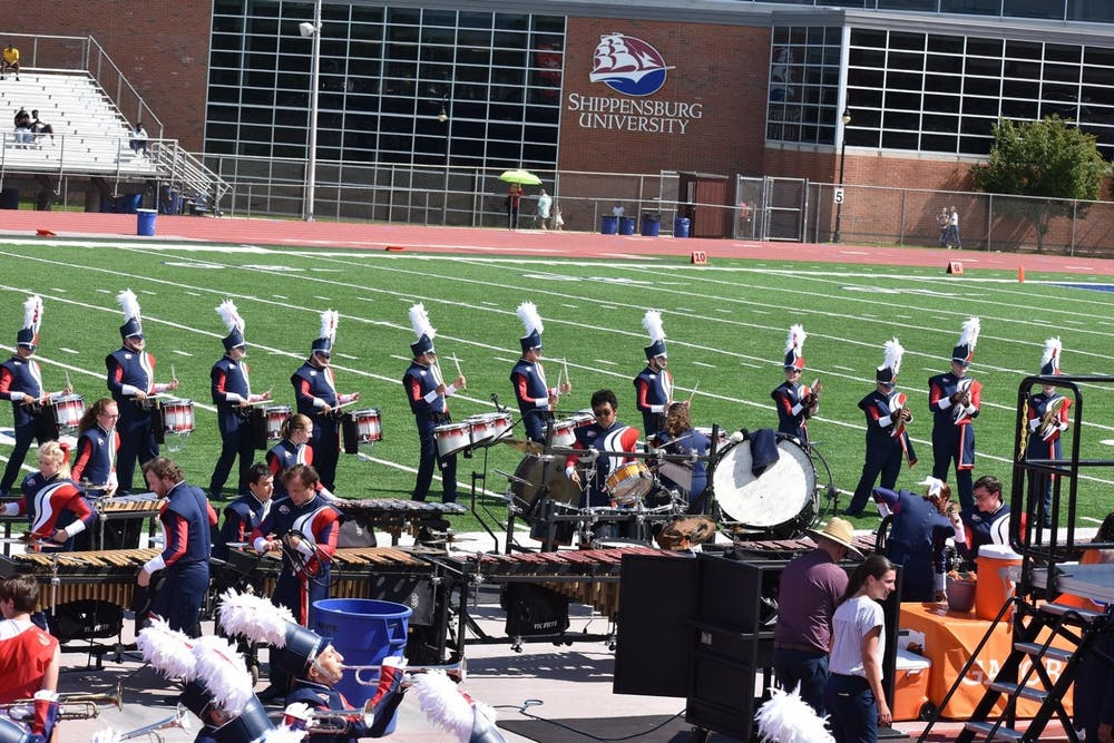 SUMB debuts show and excites crowds for upcoming football season