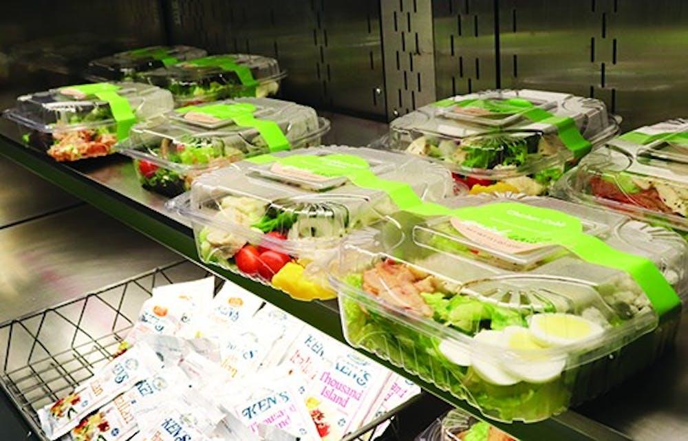 SU updates food services