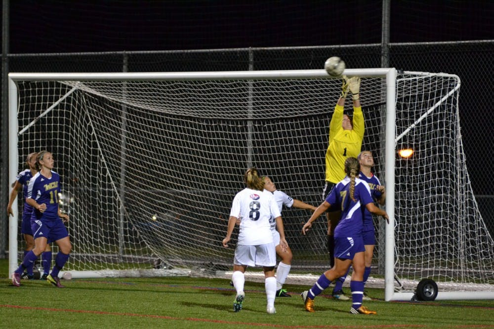Rams too much to handle for SU women's soccer