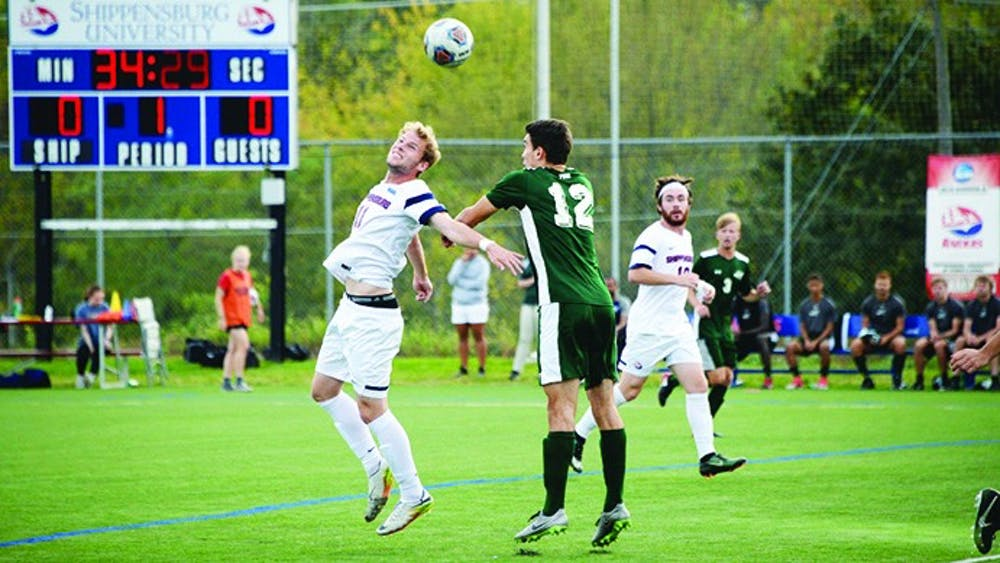 Men's soccer knocked out of playoff picture