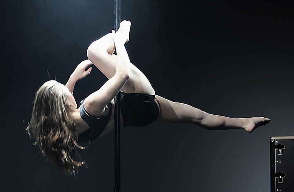 Keep that pole dancer dancing