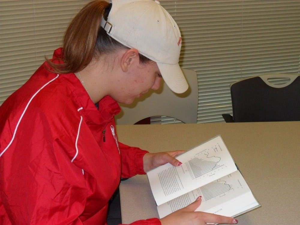 SU Student Spotlight: Rebecca Mandell