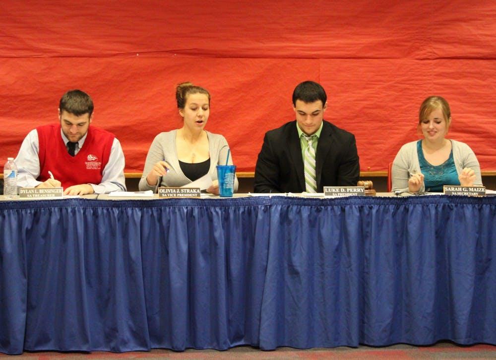 Nicholas Johnson chosen as new student senator for MSA