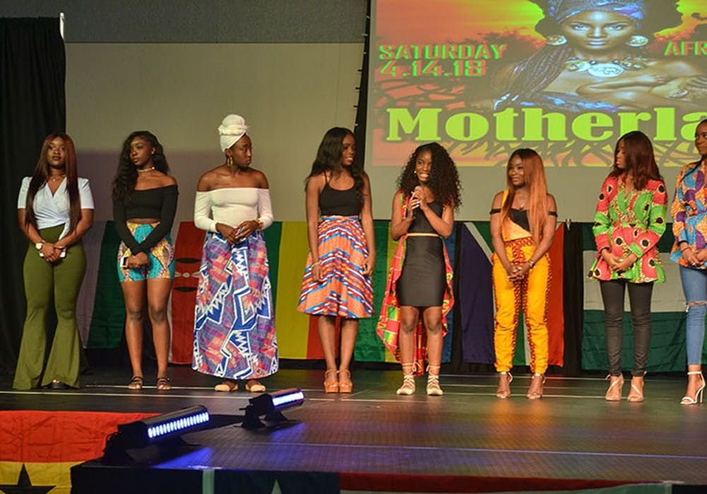 Students celebrate African culture with African Student Association