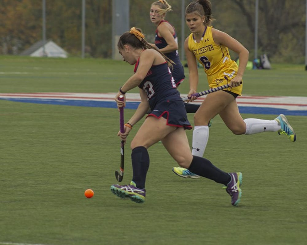 Field hockey falls to West Chester in PSAC tournament