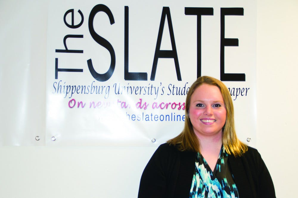 Teach for the future: SU junior stays busy in pursuit of dreams