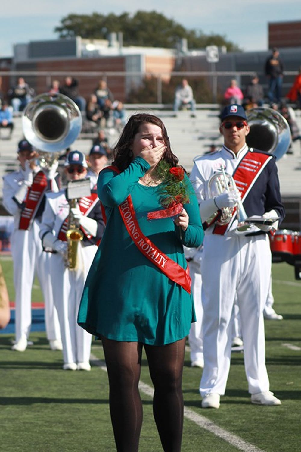 SU homecoming queen learns more about herself through experience