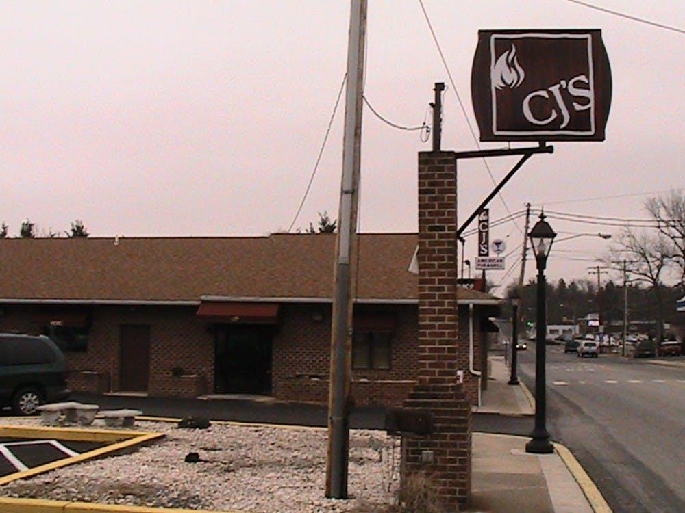 CJ's American Pub and Grill offers new menu items