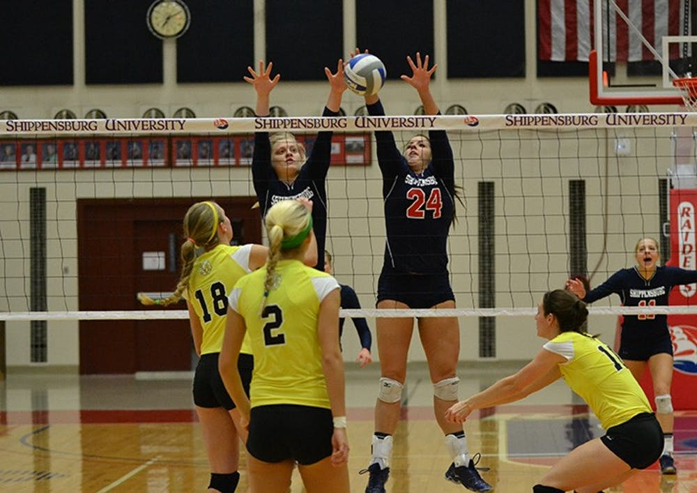 Raider volleyball makes history in NCAA Playoffs