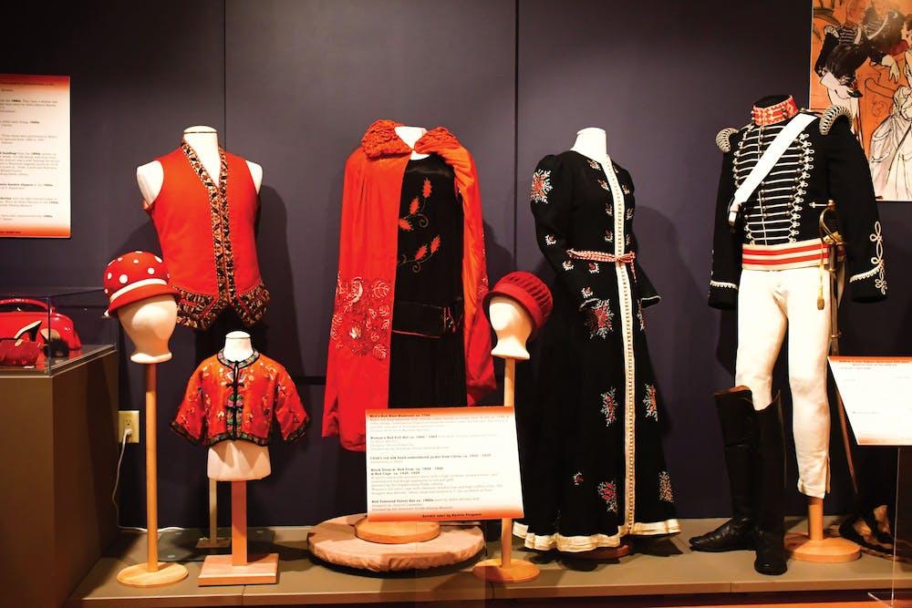 Shippensburg University Fashion Archives & Museum opens exhibit