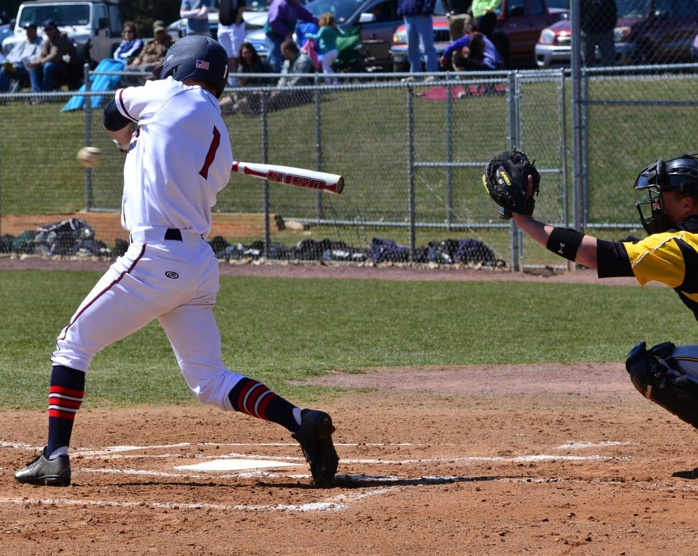 Baseball earns key victory in doubleheader split vs Millersville