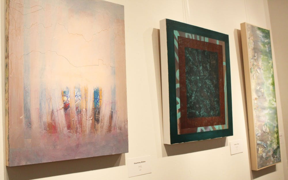 'A Collaboration in Color' stops at SHAPE gallery