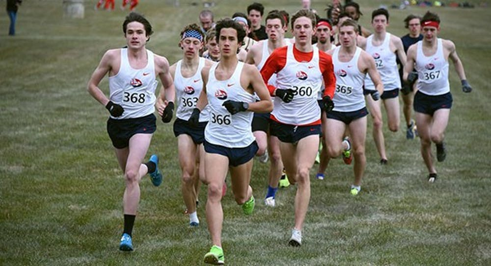 Men's and women's cross country both eager to bring home a trophy