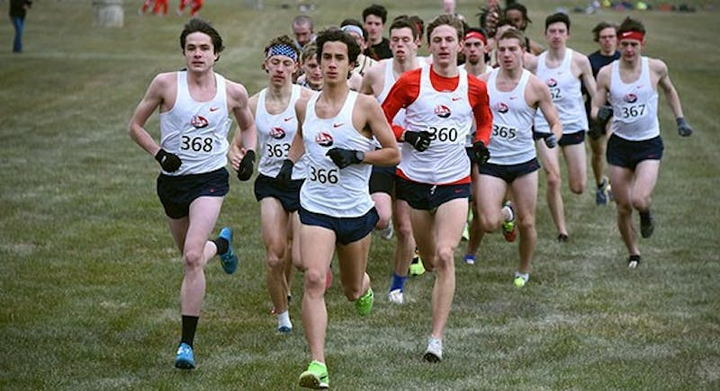 Men's cross country is eager to return to the field after finishing second in the PSAC championships in the 2020 season.