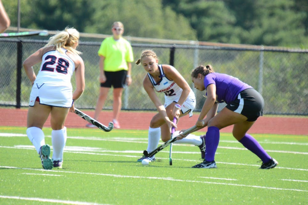 SU field hockey breaks into the season with three straight wins