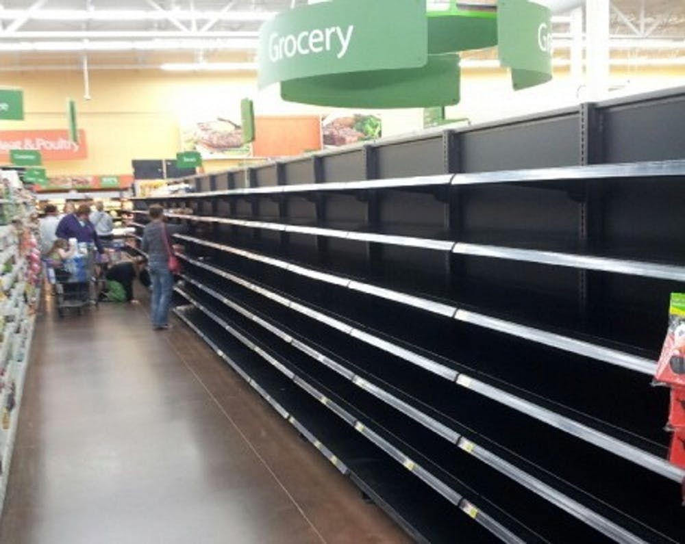 Hurricane Sandy affects residents all over the East Coast