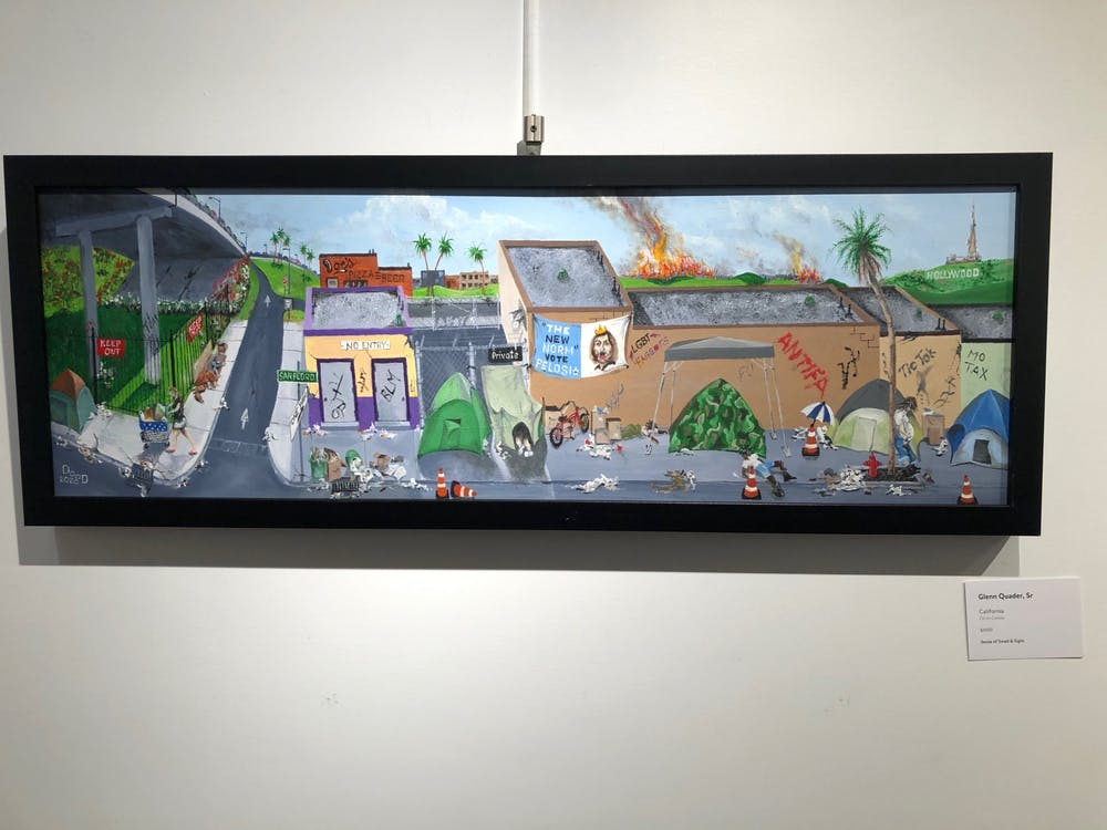 Review: SHAPE Art Gallery re-opens after COVID-19 pandemic shutdown