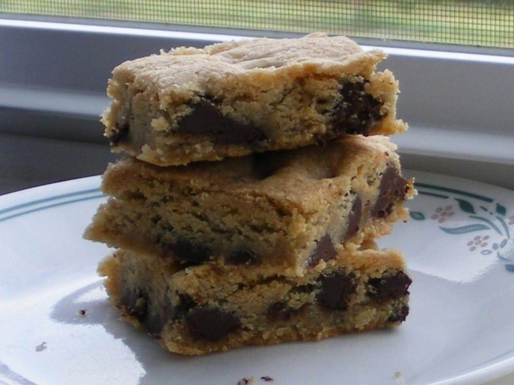 Recipe of the Week: Chocolate Chip Cookie Bars