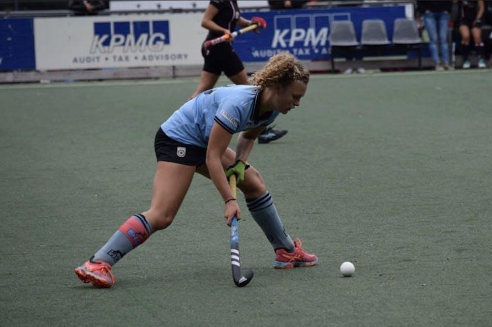 Netherlands native settles into dual sport athlete life