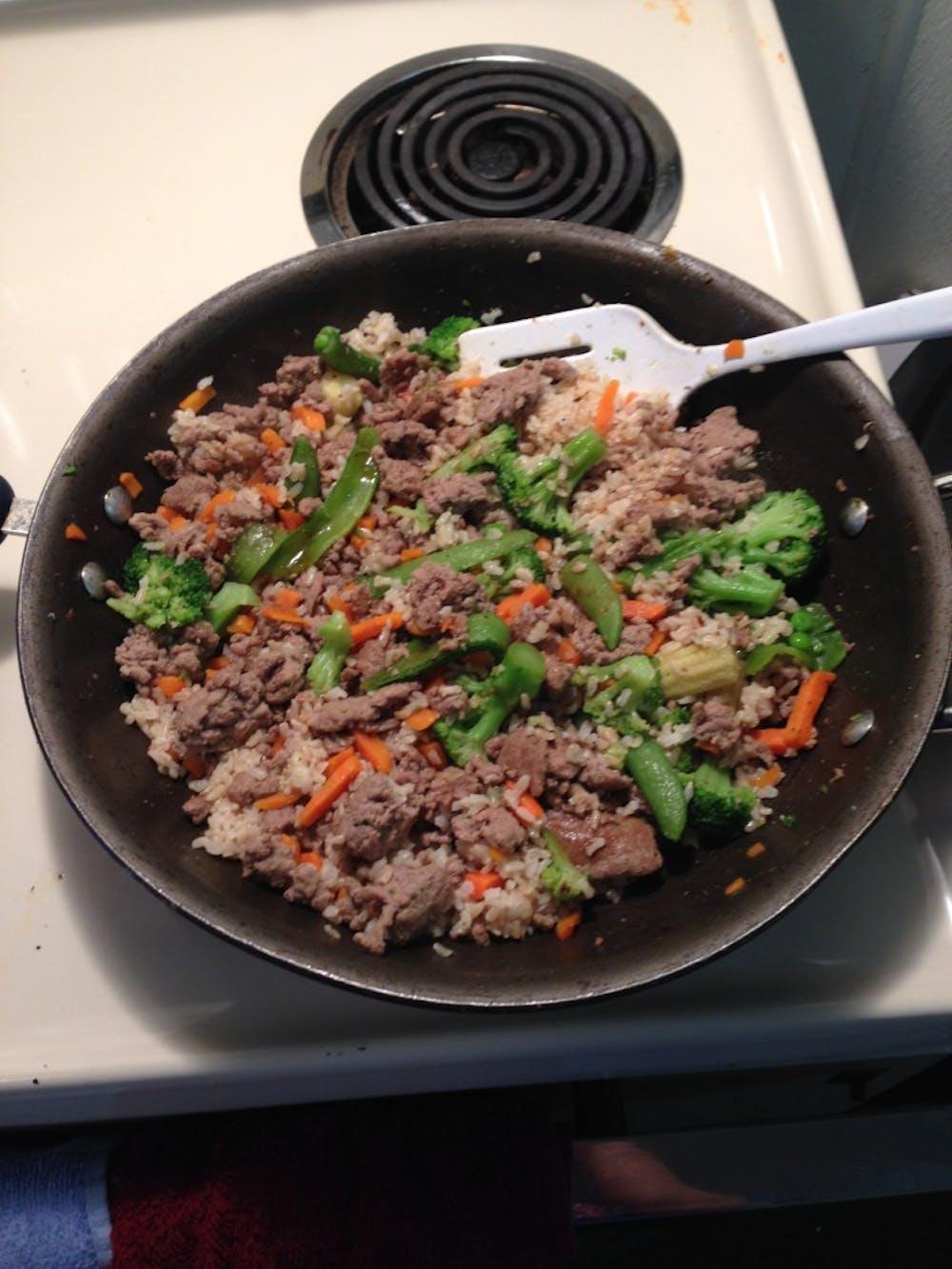 Recipe of the Week: Turkey Stir Fry