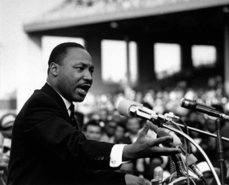 Martin Luther King Jr. provided the inspiration for the 25th Annual MLK March for Humanity.