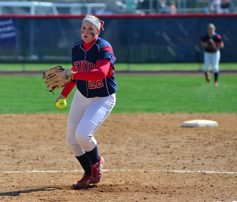 Estep was dominant against in Game 2 vs. Lock Haven.