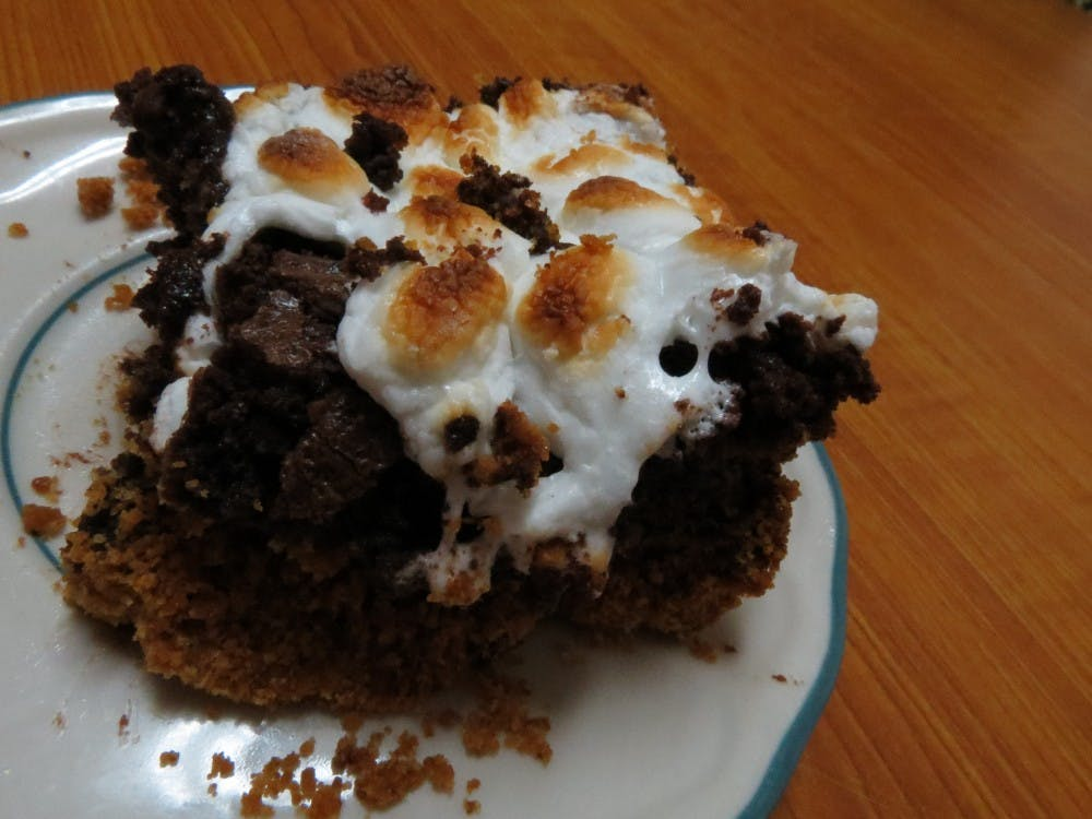 Recipe of the Week: Triple – Layer S'mores