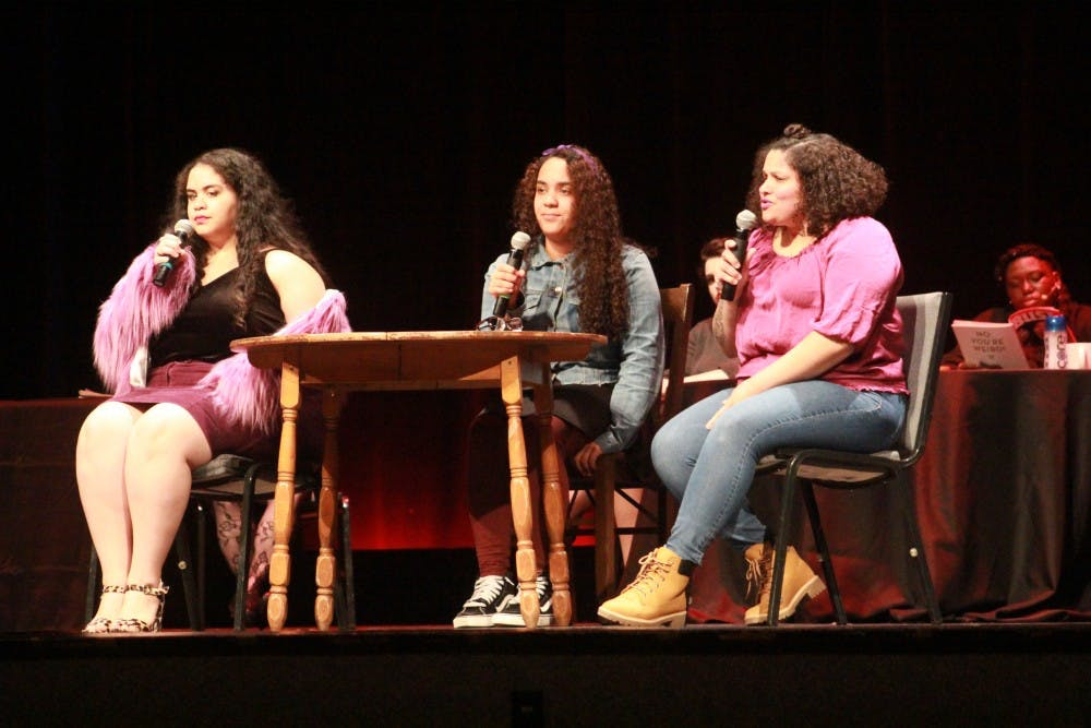 The Vagina Monologues entertain, educate on 15-year anniversary at SU