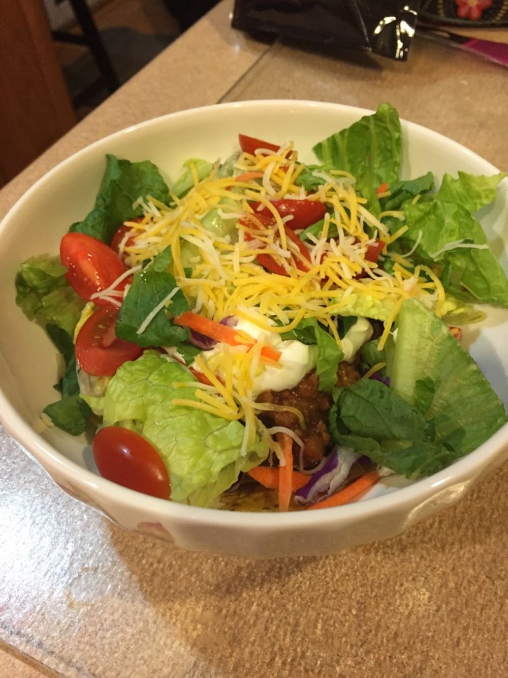 Recipe of the week: Taco salad